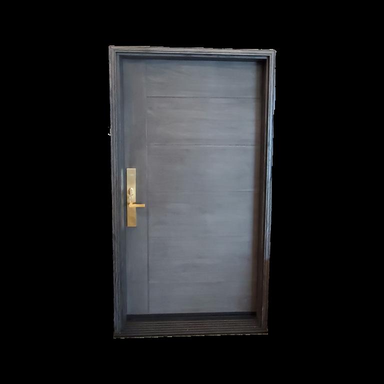 Fiber-Glass-Door-Gray