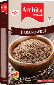 Dry Cumin Powder