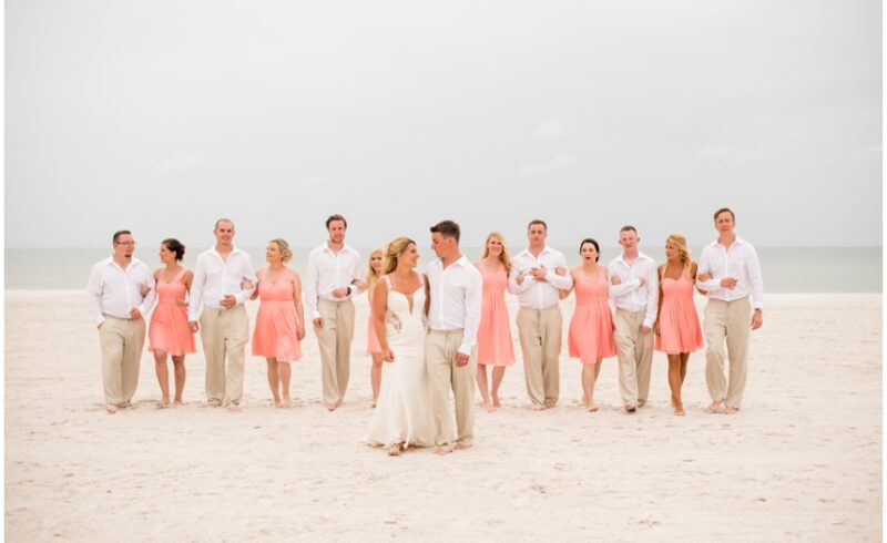 Clearwater Beach Wedding