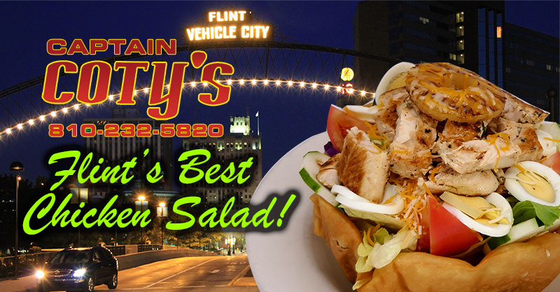 Captain Coty's Famous Chicken Salad! Yummy!