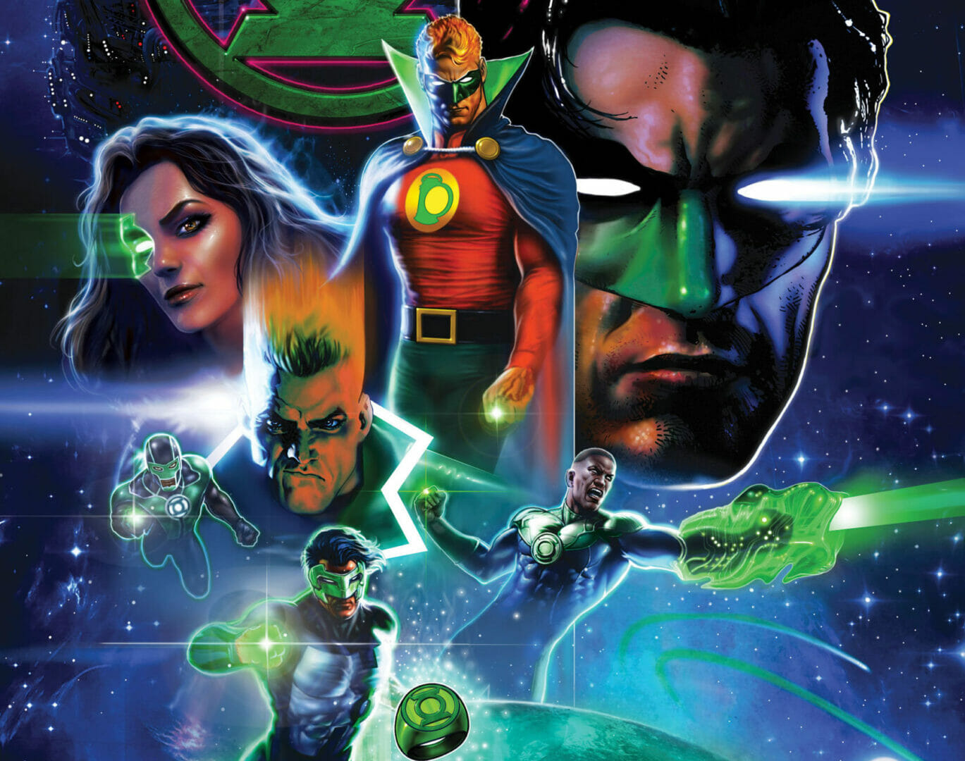 Green Lantern 80th Anniversary