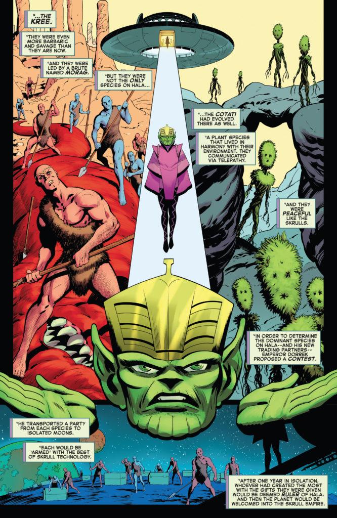 Kree/Skrull War