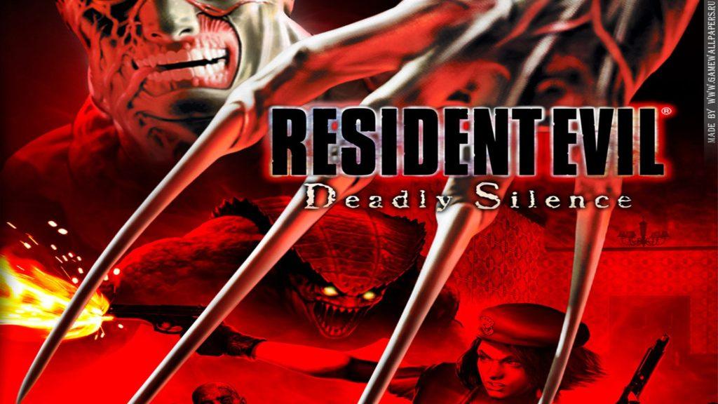 Resident Evil Dead Silence