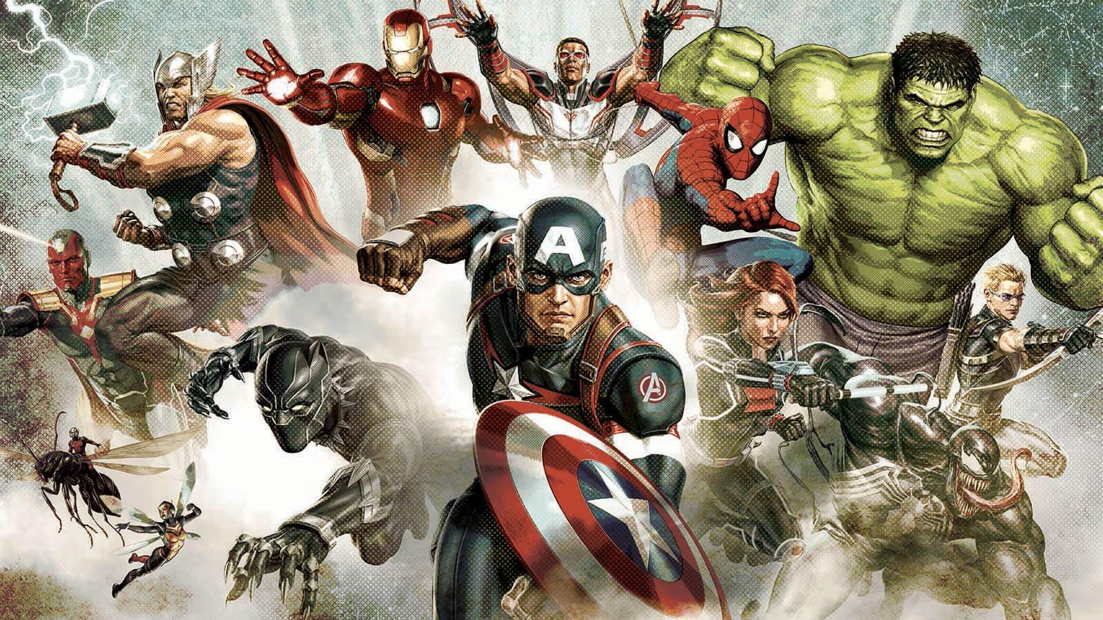 GLD x Marvel