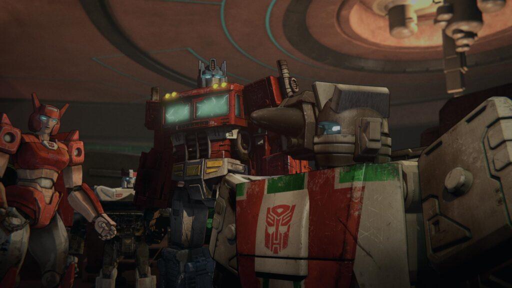 Transformers War For Cybertron