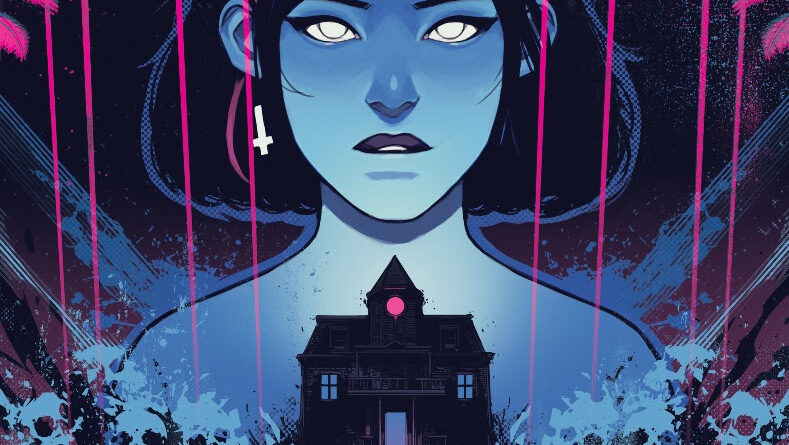 HOME SICK PILOTS: THE HAUNTING OF HILL HOUSE MEETS PAPER GIRLS IN NEW SERIES OUT THIS DECEMBER FROM IMAGE COMICS
