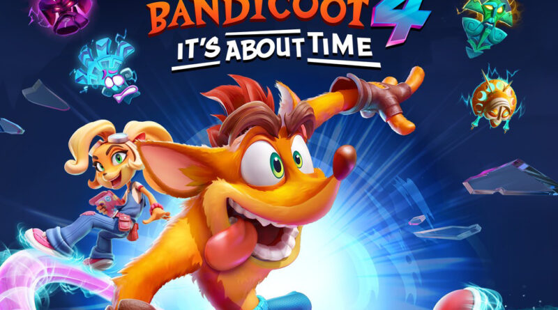 Crash Bandicoot