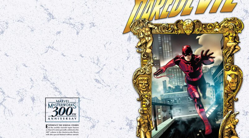 MARVEL COMMEMORATES THE 300TH MARVEL MASTERWORKS WITH SPECIAL COMIC VARIANT COVERS