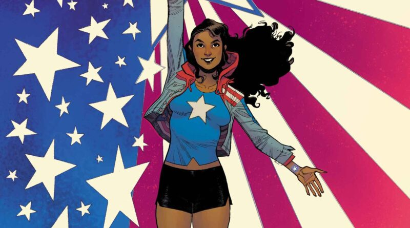 America Chavez: Made in the USA #1 (Review)