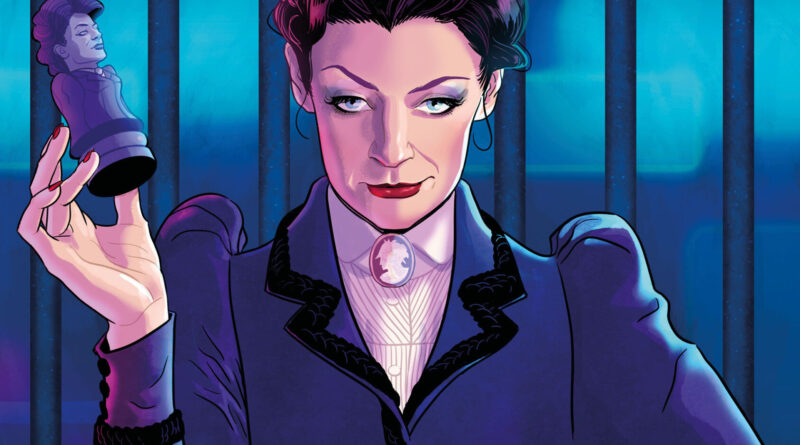 Doctor Who: Titan Comics reveals a new Doctor Who series starring MISSY, the Doctor's deadliest adversary!