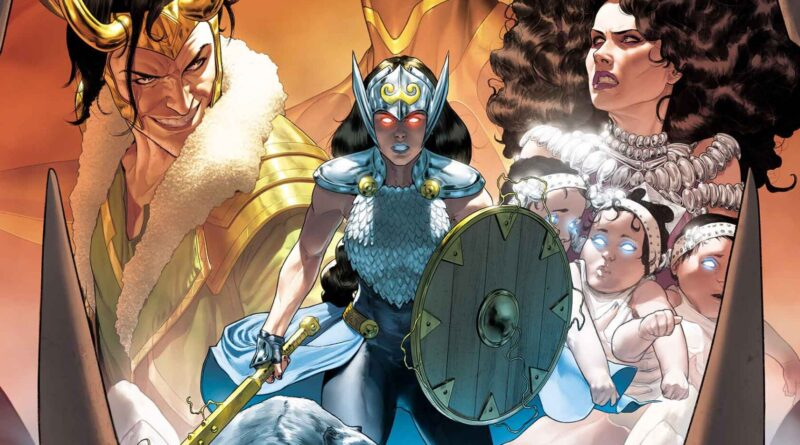 The Mighty Valkyries