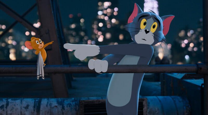 Tom and Jerry Review: A Waferthin Plot Which Works In Bits and Parts