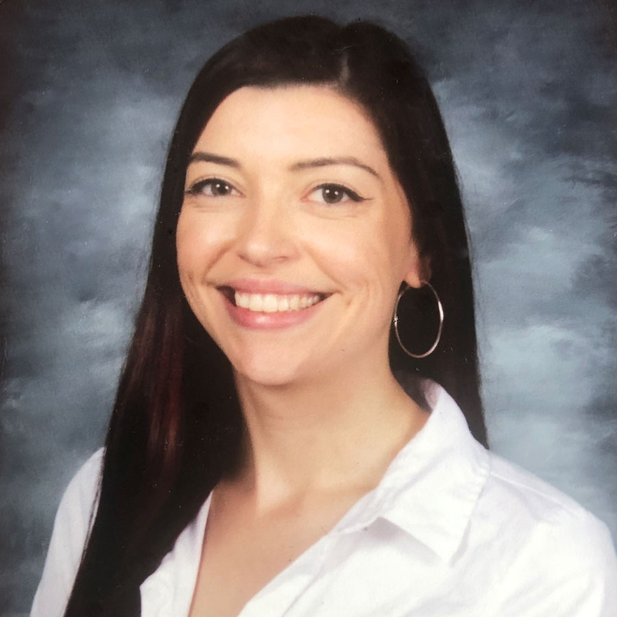 Anyssa Strauss, Program Facilitator