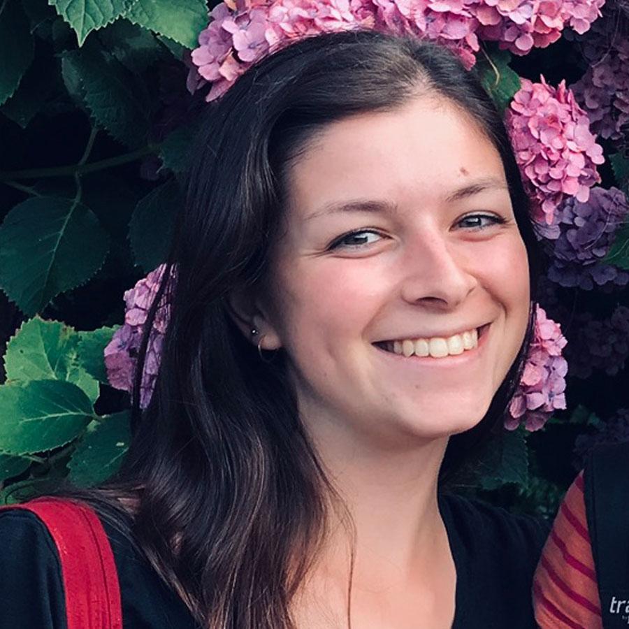 Sarah Eddy, Development Associate