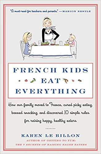 Book Cover - French Kids Eat Everything