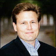 Thriller Author David Baldacci