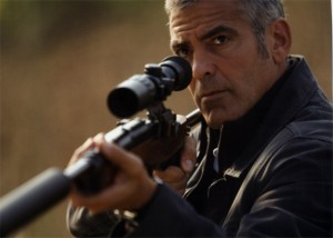 George Clooney in An American