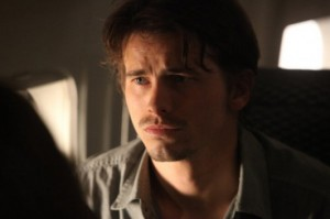 Jason Ritter in NBC's new show, The Event