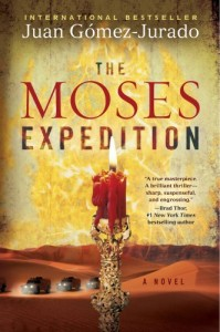 The Moses Expedition, by Juan Gomez-Jurado