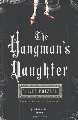Hangman's Daughter Book