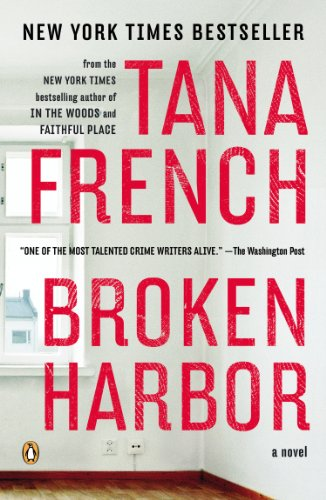 Broken Harbor book cover by Tana French