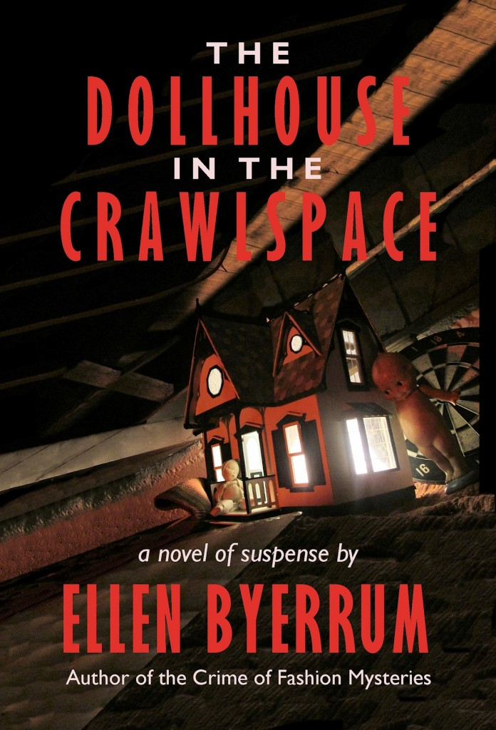 Dollhouse in the Crawlspace