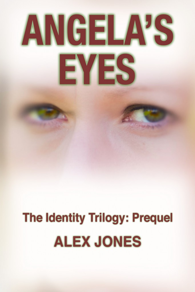 Angela's Eyes book cover