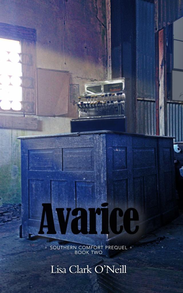 Avarice Cover