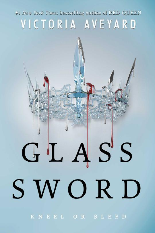Glass Sword book cover