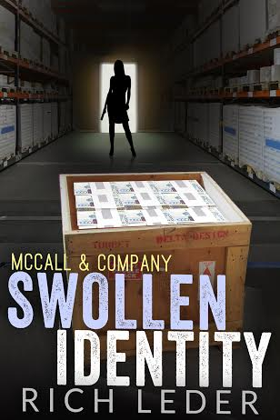 Swollen Identity Cover by Rich Leder