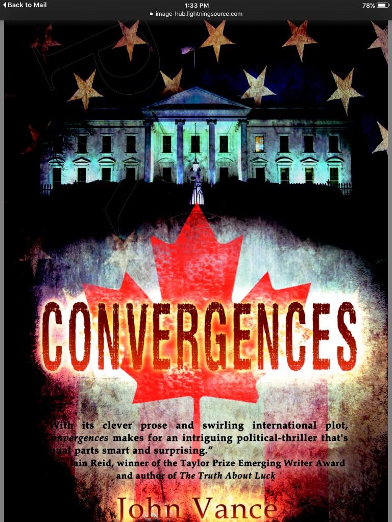 Convergences John Vance