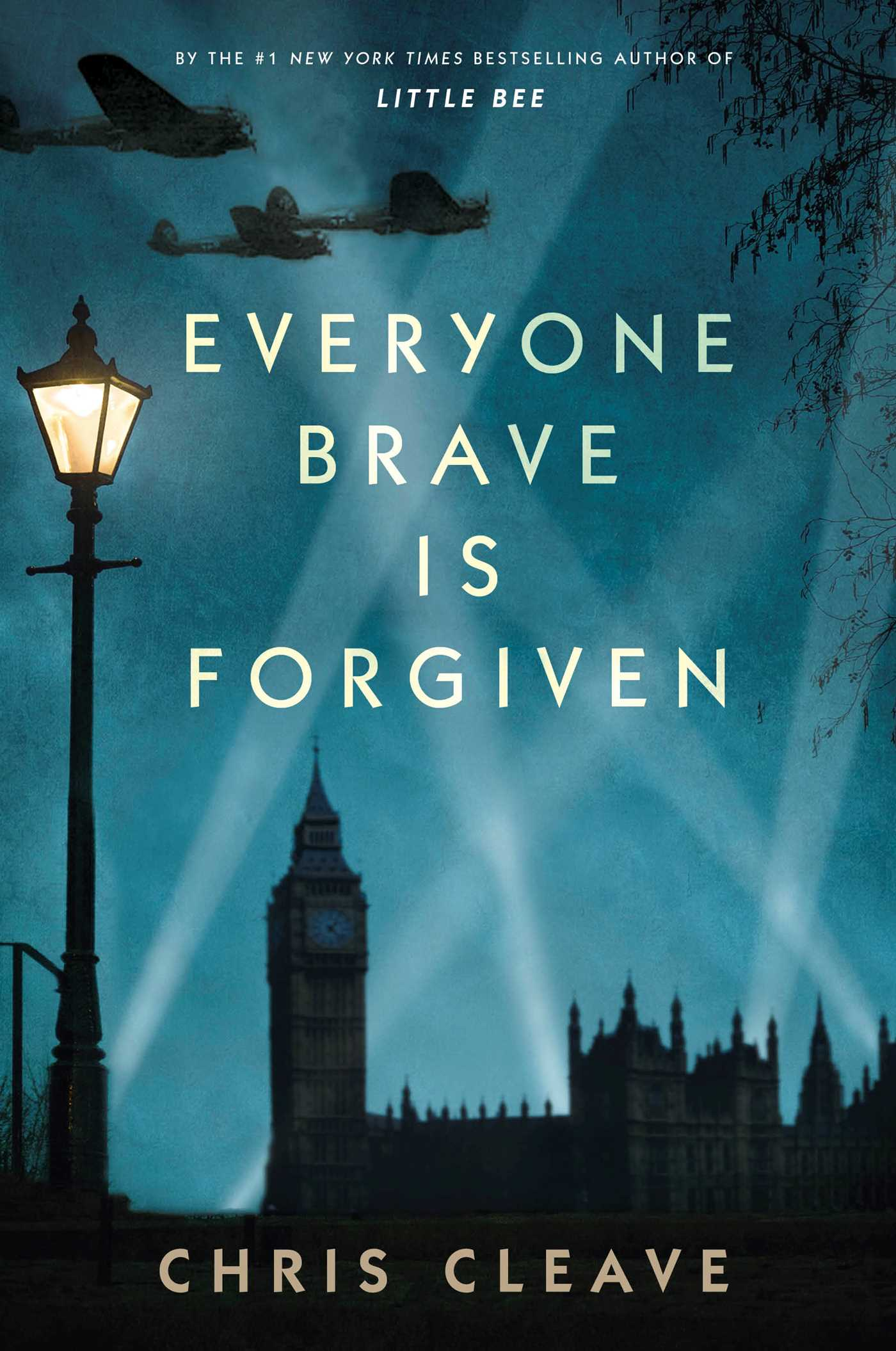 Everyone Brave is Forgiven Book Cover