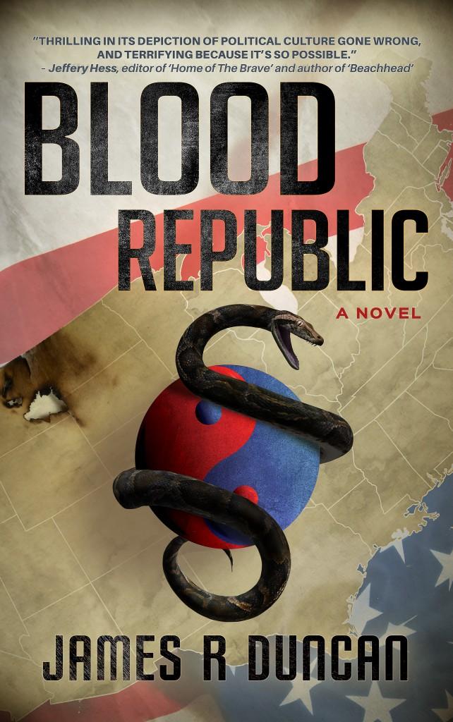 Blood Republic book cover
