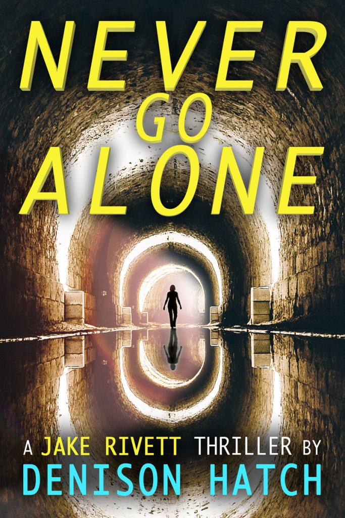 Never Go Alone by Denison Hatch