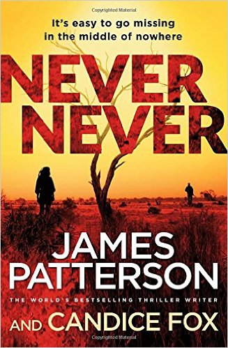 Never never James Patterson
