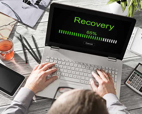 Disaster Recovery Backup data backup restoration recovery restore browsing plan network