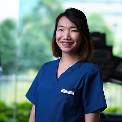 Kareen Chua Senior Physiotherapist