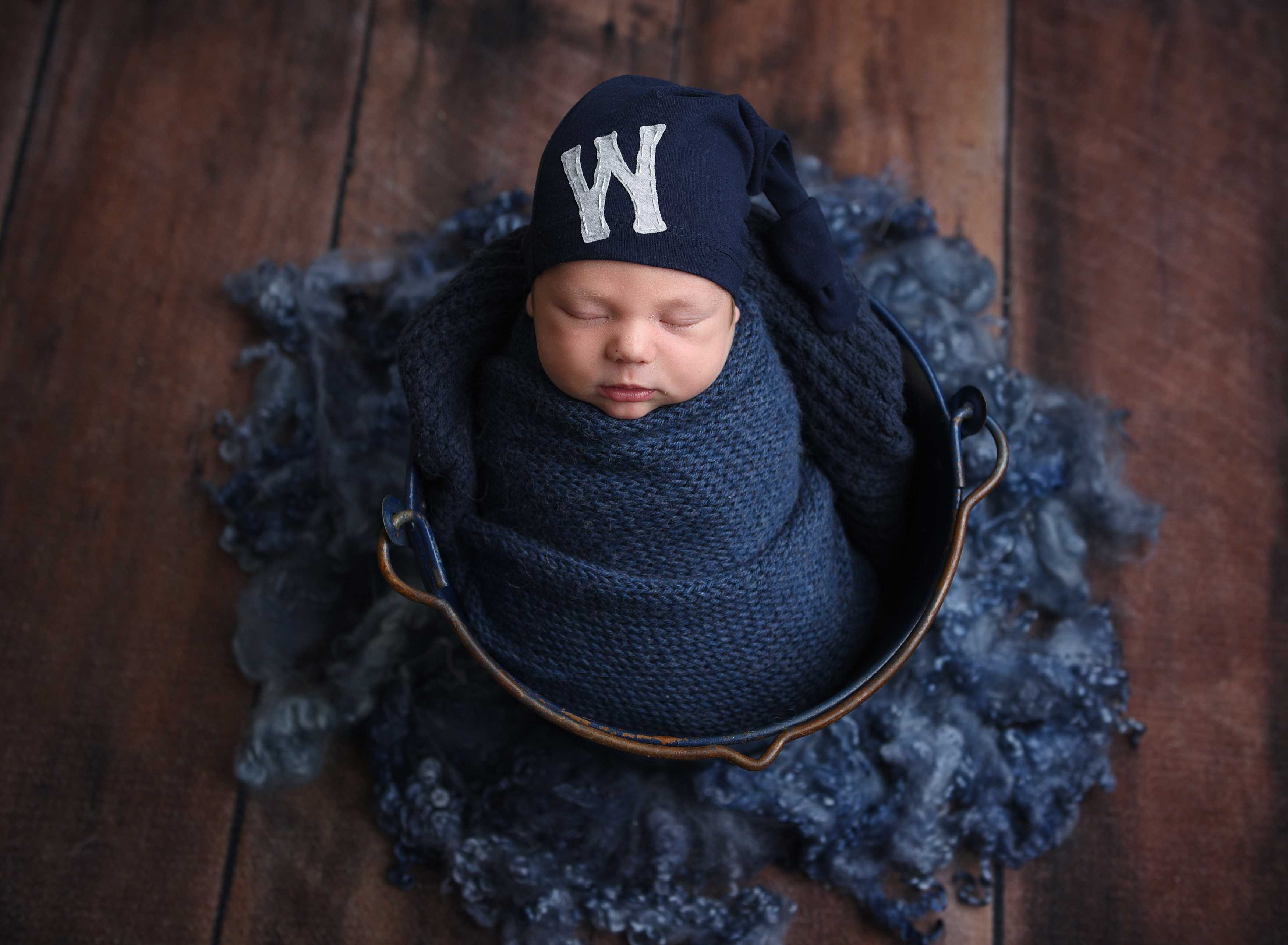 Welcome to the World Wyatt |12 Days Old