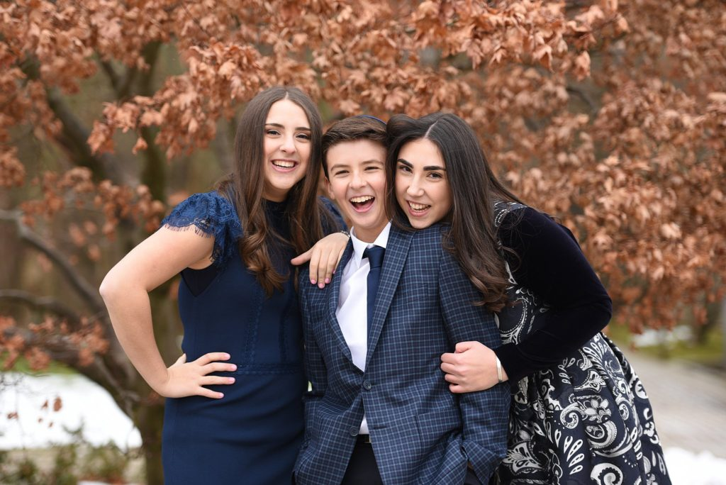Bergen County Bar Mitzvah Photography