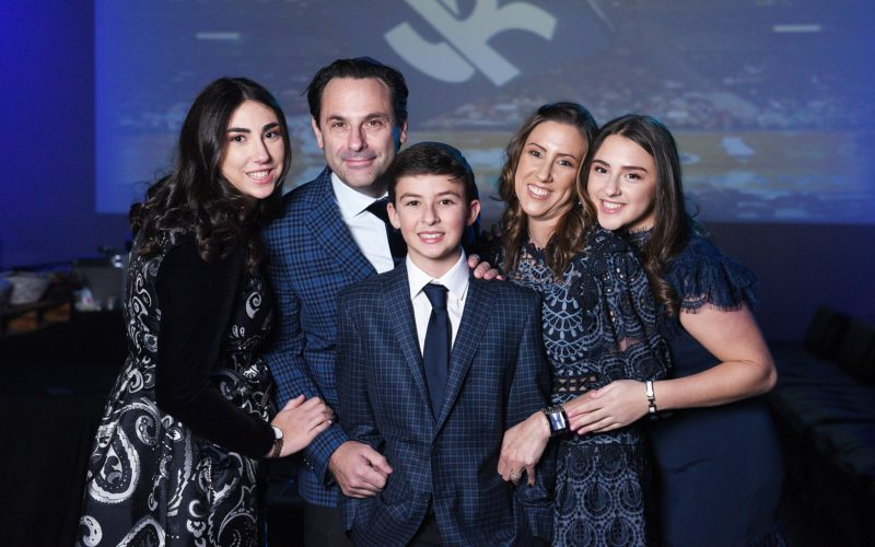 Bergen County Bar Mitzvah Photography | Celebrating Jared