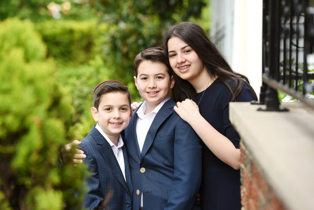 Mitzvah Sibling Photos