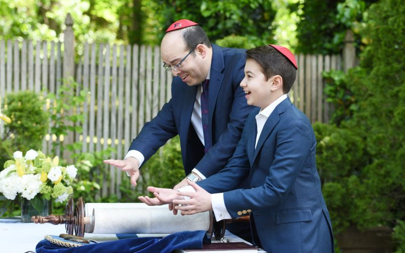 New Jersey Mitzvah Photographer | Freddy's Zoom Mitzvah