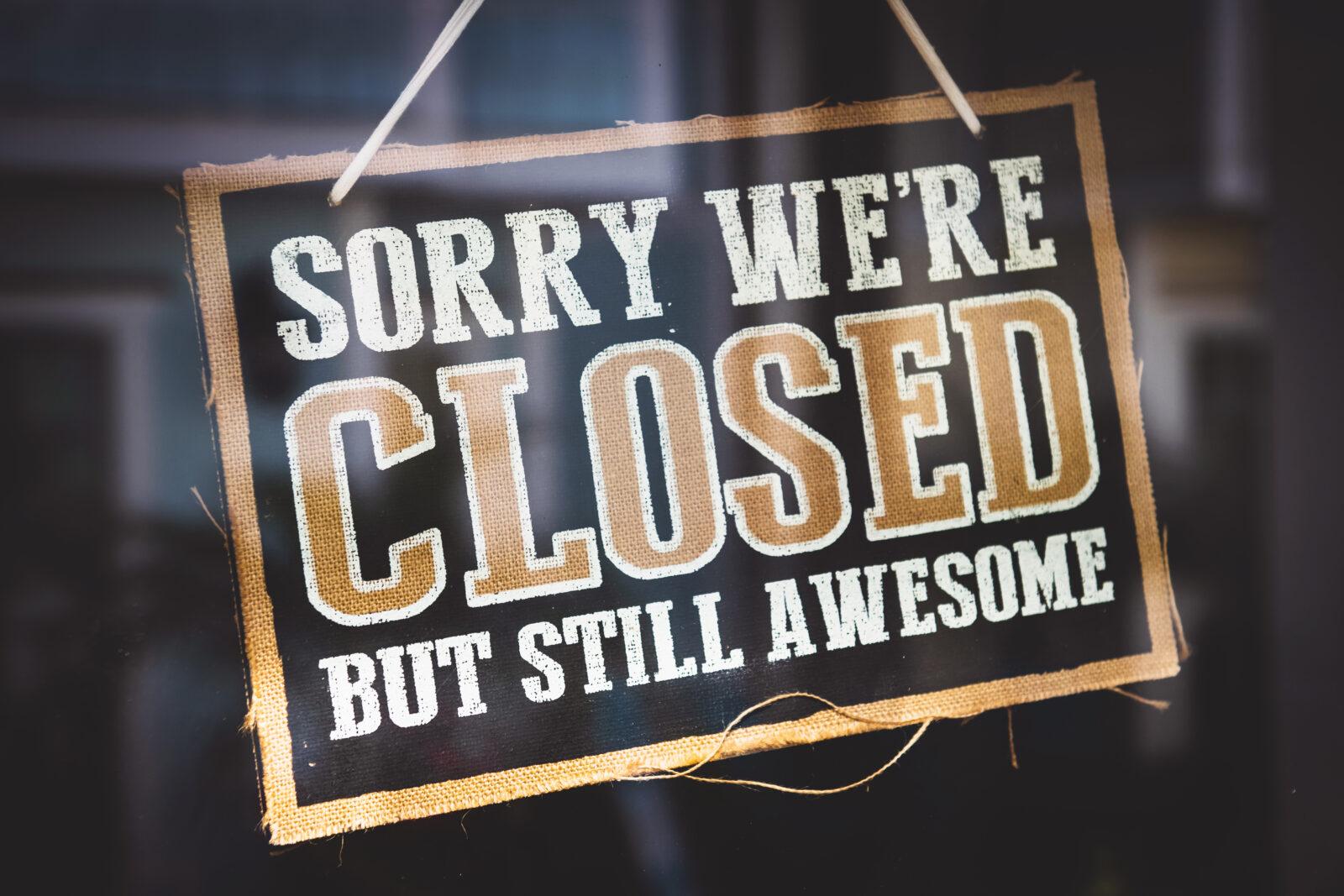 Non-Essential Business Closures