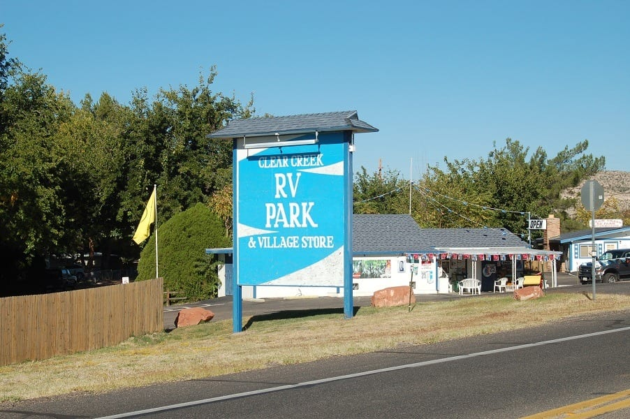 Clear Creek RV Park and General Store