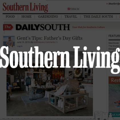 White's Mercantile is mentioned in Southern Living