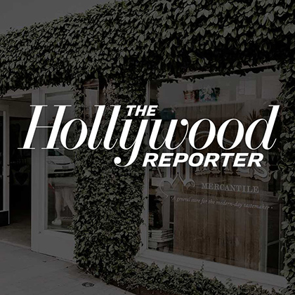 White's Mercantile is mentioned in The Hollywood Reporter
