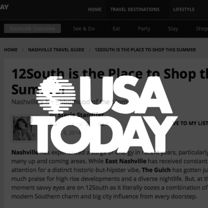 White's Mercantile is mentioned in USA Today