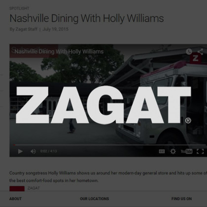 White's Mercantile is mentioned in ZAGAT