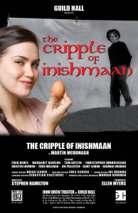 steve hamilton directs the cripple of inishmaan