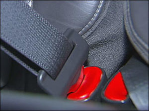 City of Mountain View cites drives for seat belt violations
